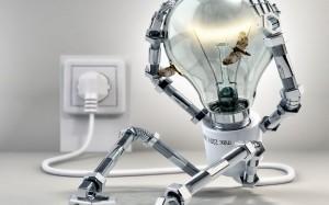 3D Lamphead Robot