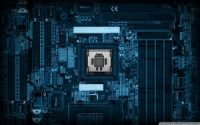 Android Motherboard wallpaper