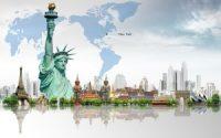World Travel HD Wallpaper