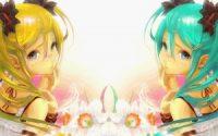 girls art anime hd wallpaper