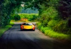 lamborghini murcielago road car hd wallpaper