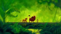 lion king cartoon hd wallpaper