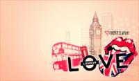 london love wallpaper