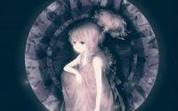 lovely girl art anime hd wallpaper
