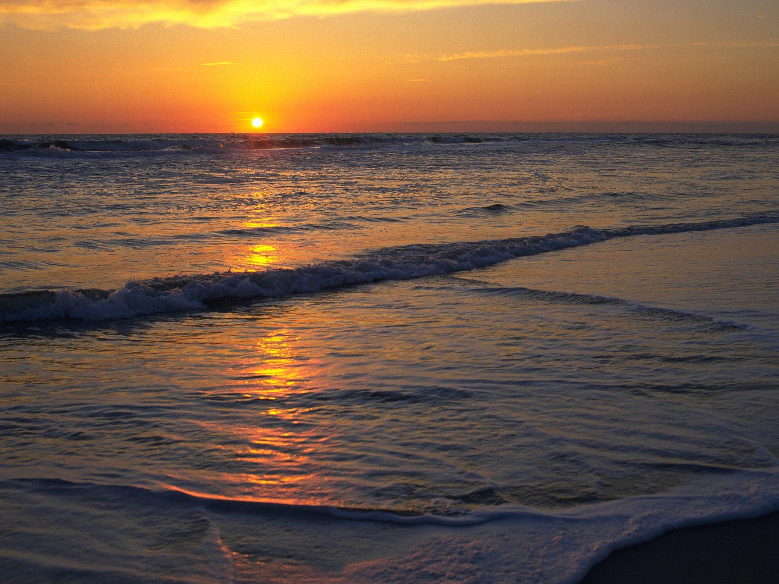 Atlantic Sunrise, Cape Hatteras National Seashore, North Carolina