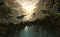 Dinosaurs wallpaper