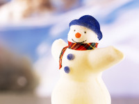 Happy Snowman Christmas