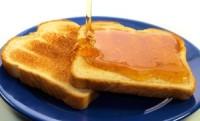 Honey tost wallpaper