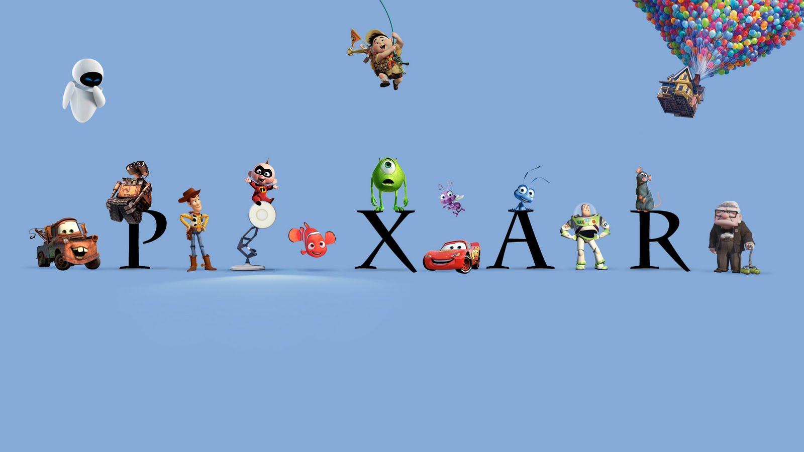 Pixar Various