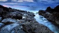 Sea stones wallpaper