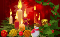 Shining Christmas Day