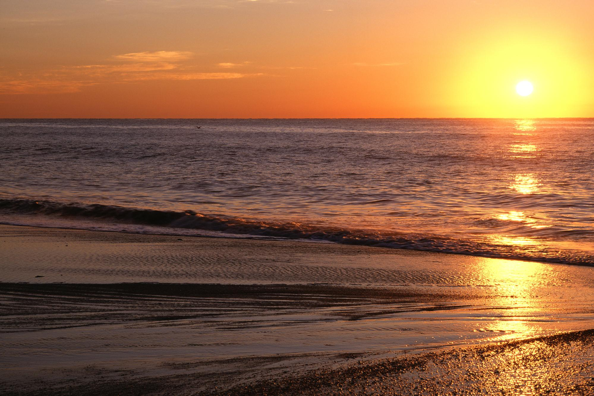 Sunrise Over the Atlantic, Myrtle Beach, South Carolina