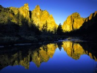 Sunrise, Smith Rocks State Park, Oregon
