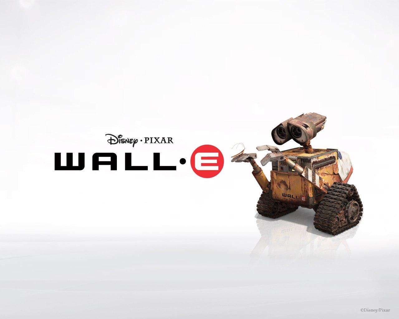 Wall E 5