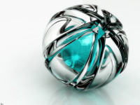 ball 3D Abstract Wallpapers