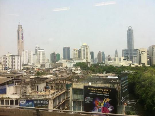 Bangkok Skyline 15 Wallpaper Travel Wallpapers