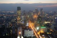 Bangkok Skyline 64 Wallpaper