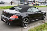 Black Bmw Convertible 18 Wallpaper