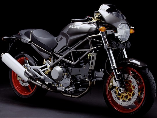 Ducati Monster 36 Wallpaper Motorcycle Wallpapers 1366x768