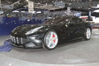 Ferrari Berlinetta Black 91 Wallpaper