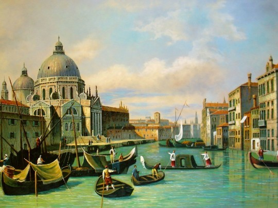 Grand Canal 10 Wallpaper Travel Wallpapers Widescreen