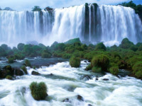Iguazu Waterfalls 7 Wallpaper