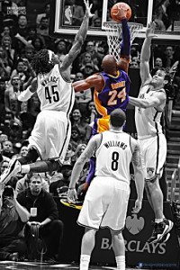 Kobe Bryant Dunks 86 Wallpaper