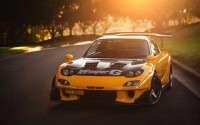 mazda rx drift car hd wallpaper