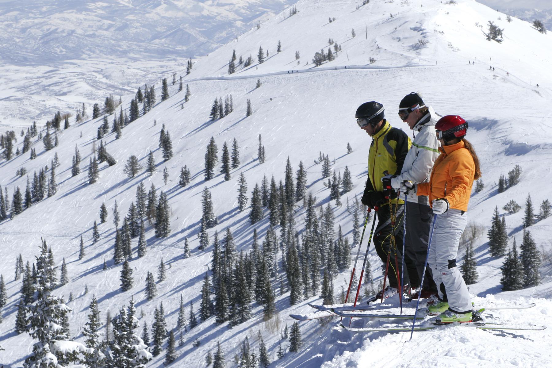 park city skiing deals