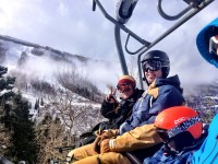 park city skiing lessons
