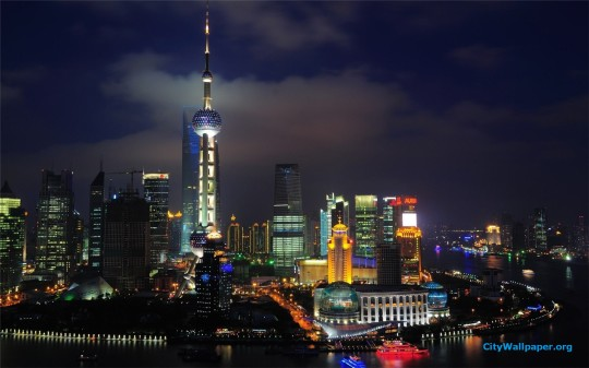 Shanghai City 10 Wallpaper City Wallpapers Hd