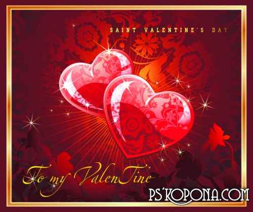 Valentine Card 92 Wallpaper Love Wallpapers For Desktop