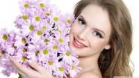 Beautiful girl smile wallpaper