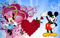 Best mickey mouse cartoon wallpaper