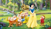 Cartoon Snow White Wallpapers
