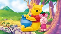 Cartoon Walt Disney Winnie The Pooh Wallpaper