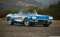 Corvette convertible wallpaper