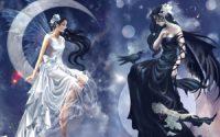 Fantasy Girl Wallpaper