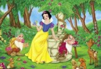 Snow White Disney Princess Wallpaper