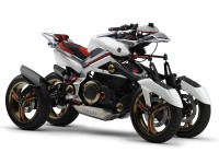 Yamaha tesseract motorcycles wallpaper