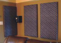 How to install acoustic foam on your walls
